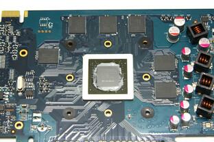 GeForce GTX 550 Ti Cool Stream OC GPU und Speicher