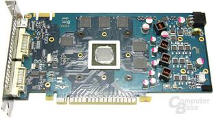 GeForce GTX 550 Ti Cool Stream OC ohne Kühler