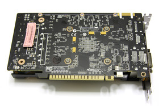 GeForce GTX 550 Ti AMP! Rückseite