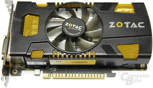 Zotac GeForce GTX 550 Ti AMP!