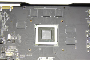 GeForce GTX 550 Ti DirectCU TOP Chip und Speicher