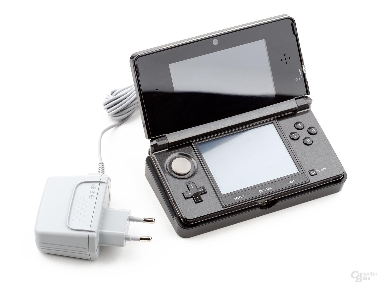 3DS und Ladegerät