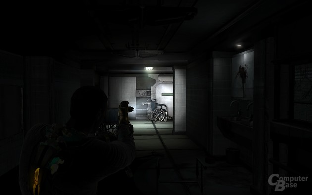 "Trotz leichter Verschiebung: ""Dead Space 2"" ist düster"