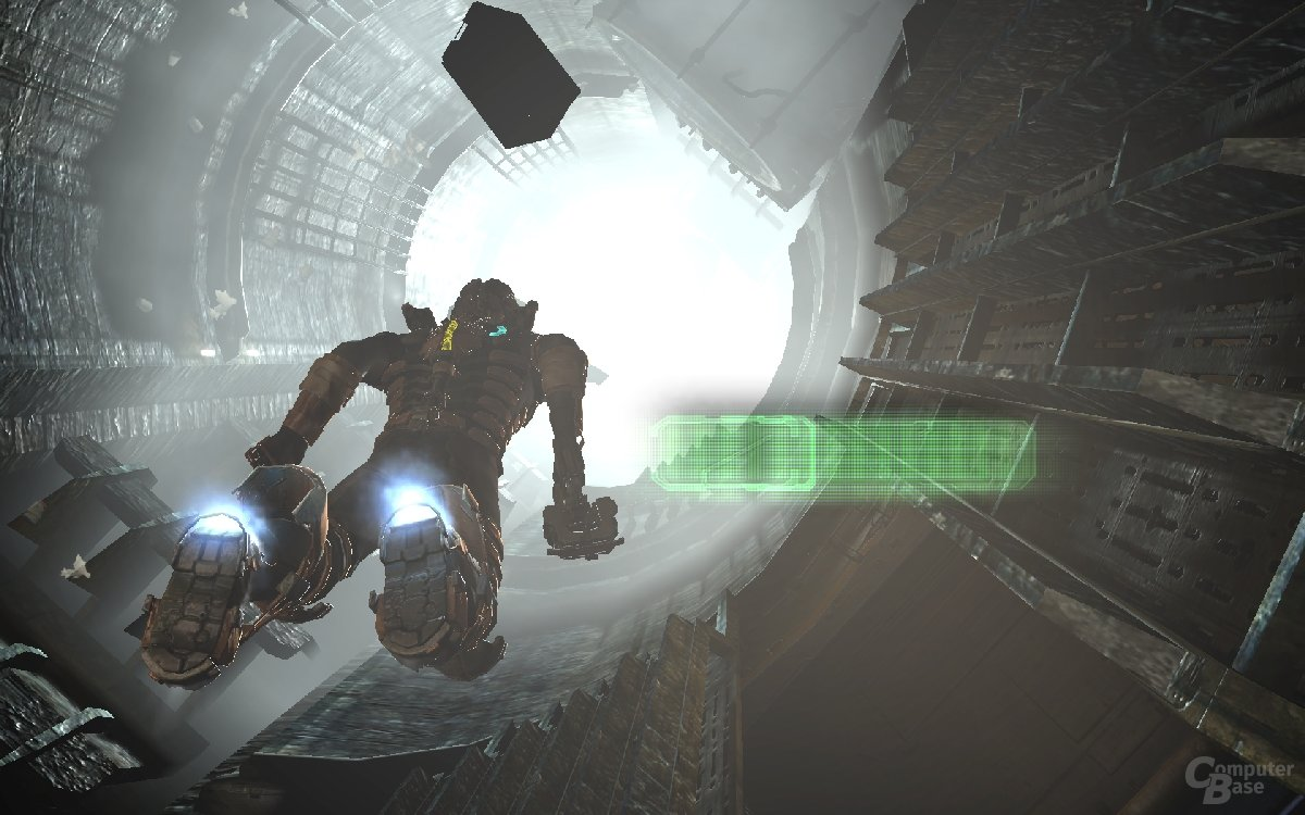 Dead Space 2 - Grafik