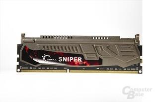 G.Skill Sniper DDR3-Modul (Metallic Army Green)
