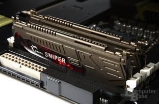 G.Skill Sniper DDR3-Module (Metallic Army Green)