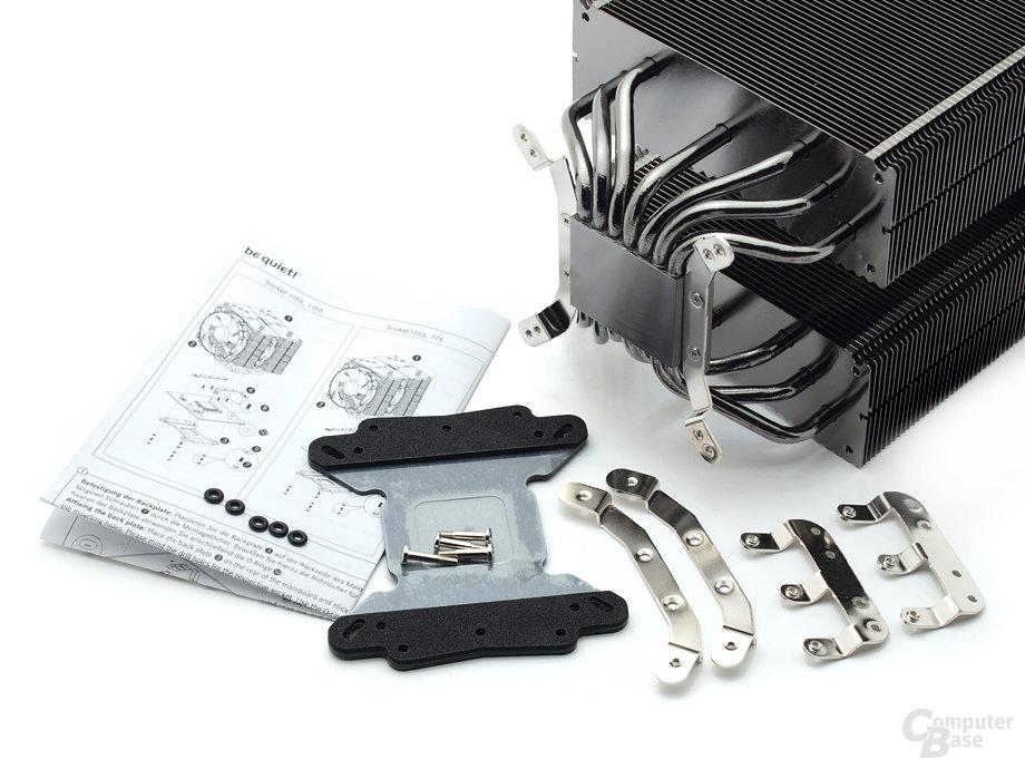 Montagezubehör für AMD und Intel