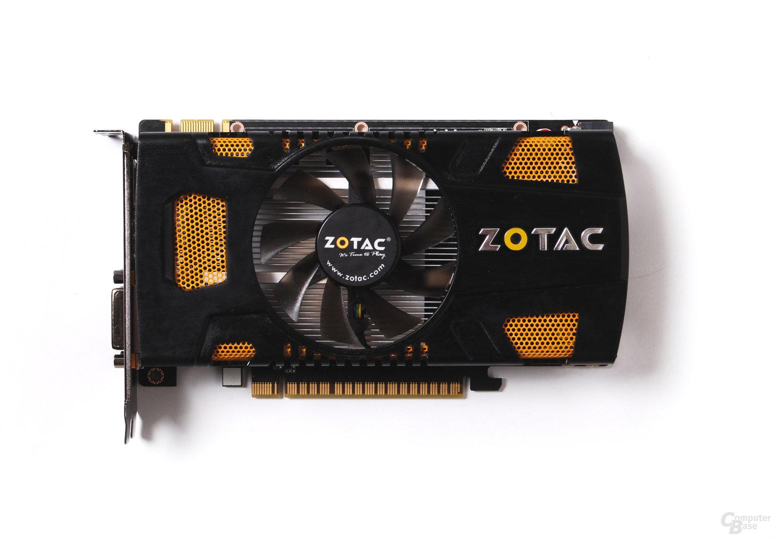 Zotac GTX 550 Ti AMP! Edition