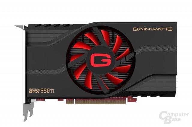 Gainward GTX 550 Ti