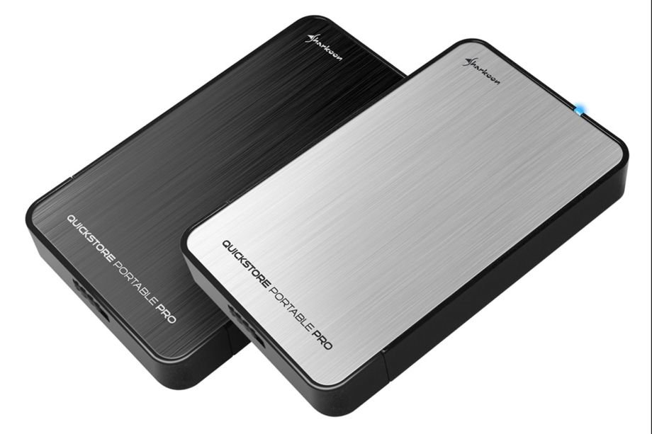 Sharkoon QuickStore Portable Pro USB 2.0