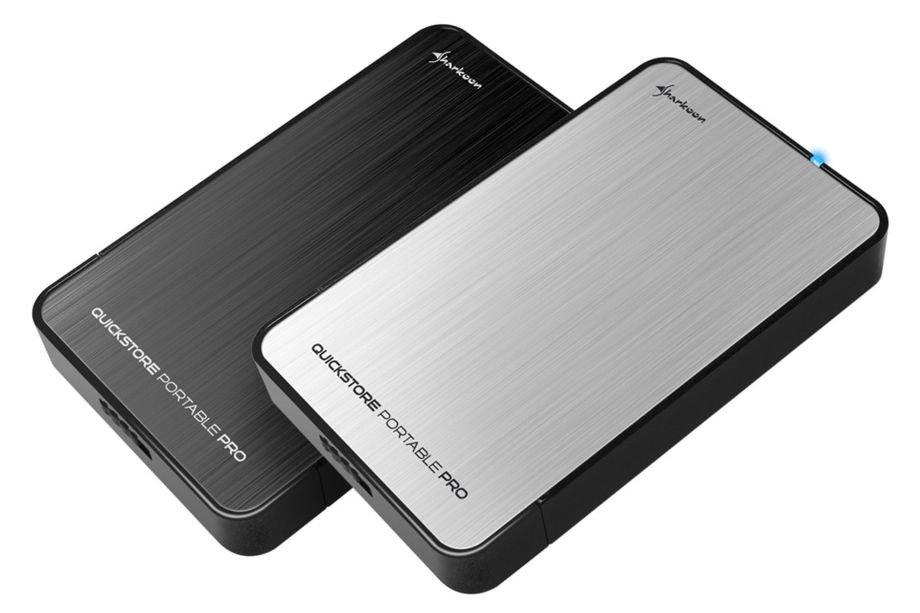 Sharkoon QuickStore Portable Pro USB 3.0