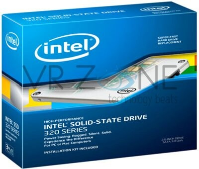 Intel SSD 320 Series (Postville-Refresh)