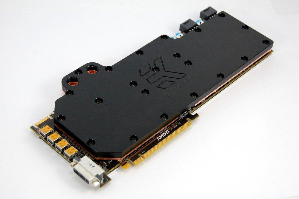 EK-FC6990 – Wasserkühler für Radeon HD 6990