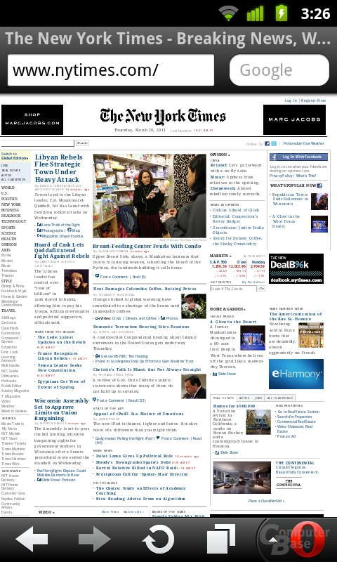 NYTimes [Mobile, Android]