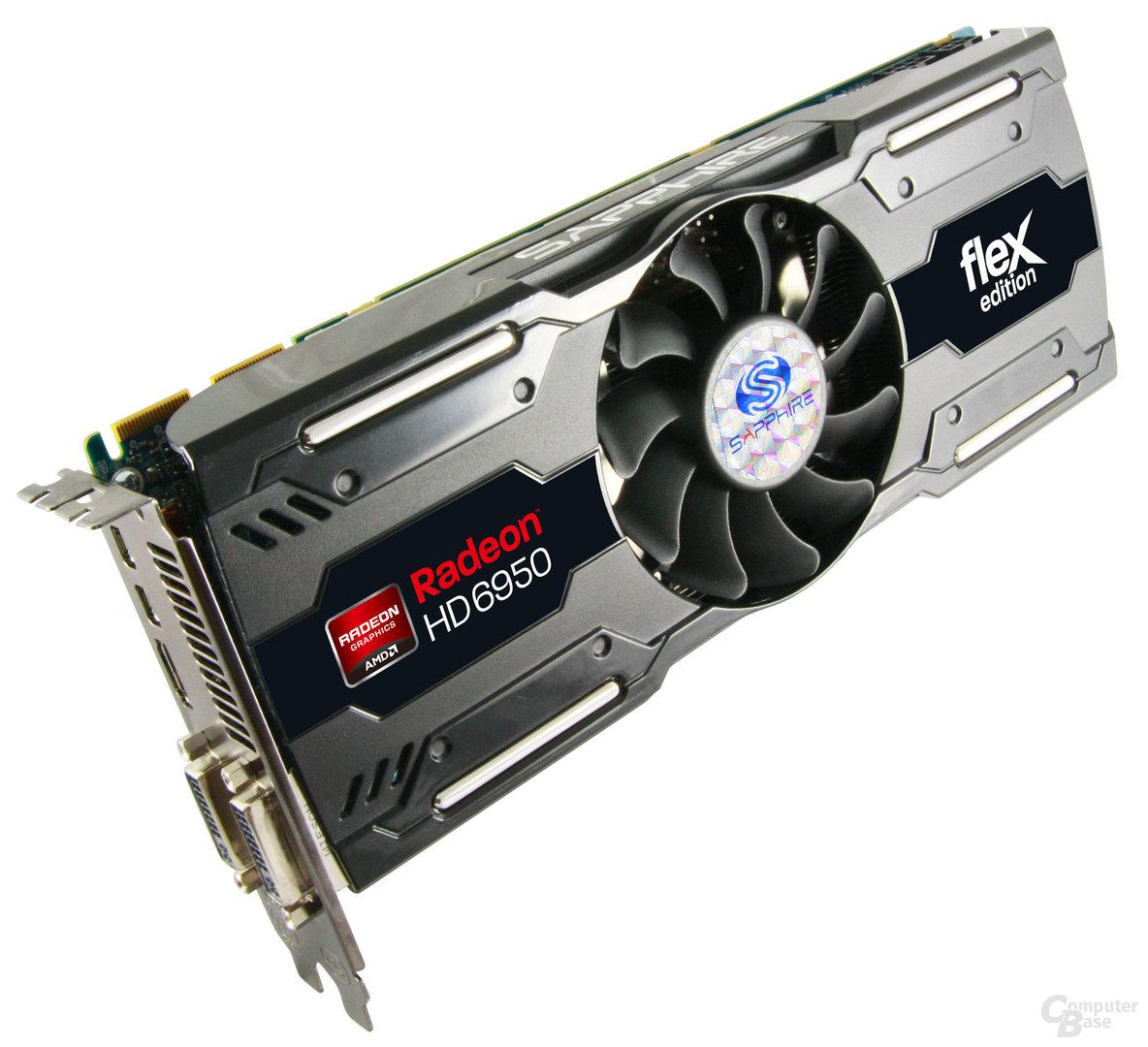 Sapphire Radeon HD 6950 FleX
