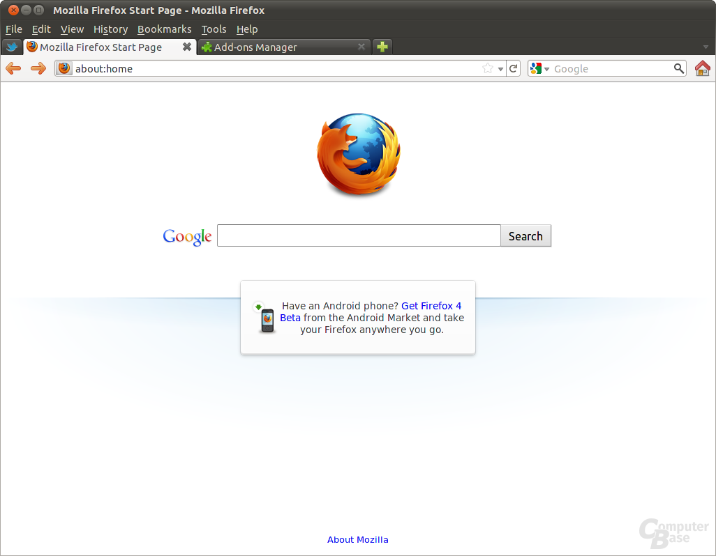 Firefox 4 on Linux
