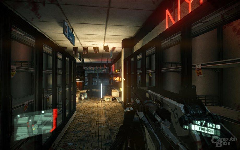 Crysis 2 - Setting