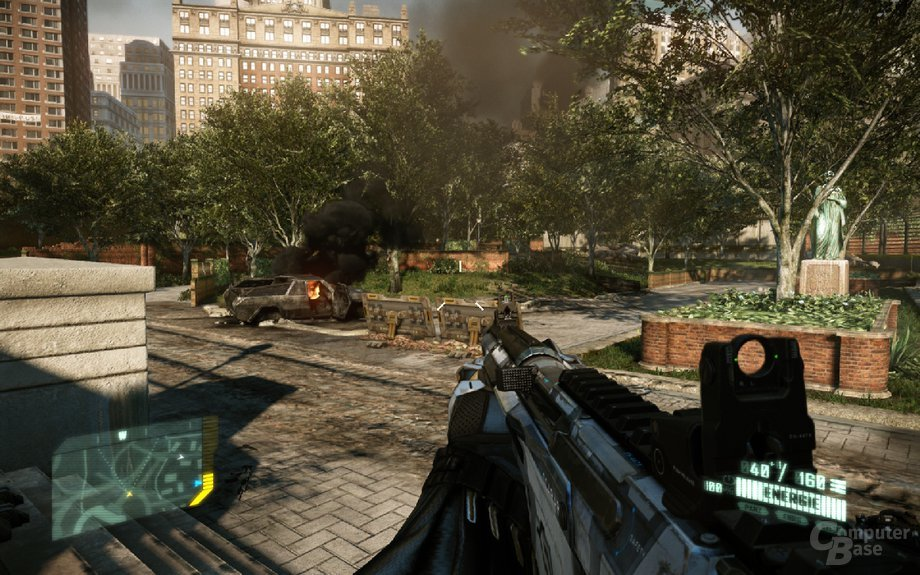 Crysis 2 - Grafik