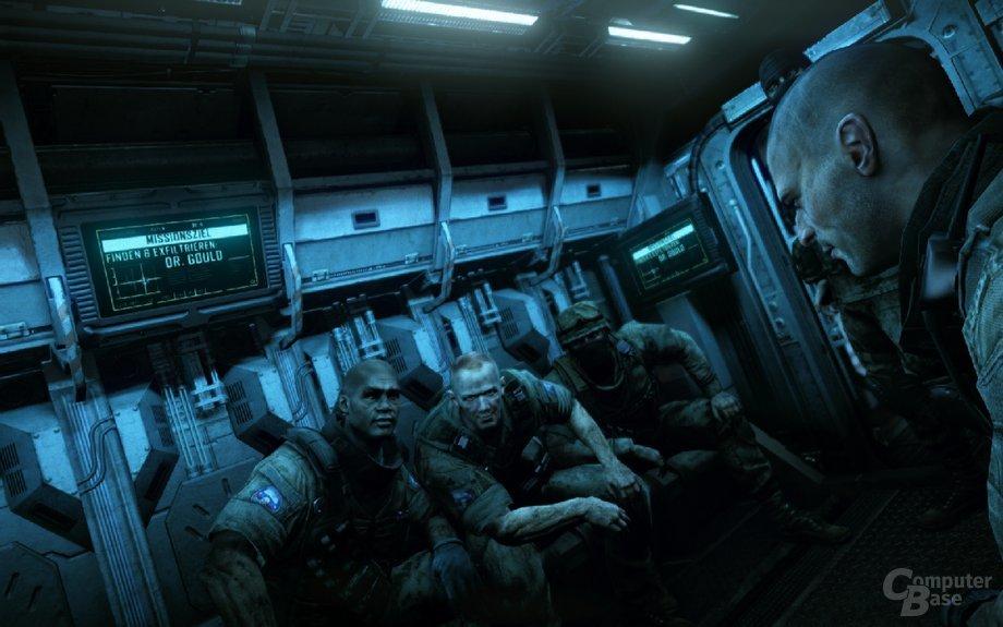 """""""Crysis 2""""-Einstieg: Vom U-Boot ins New York der Endzeit"""