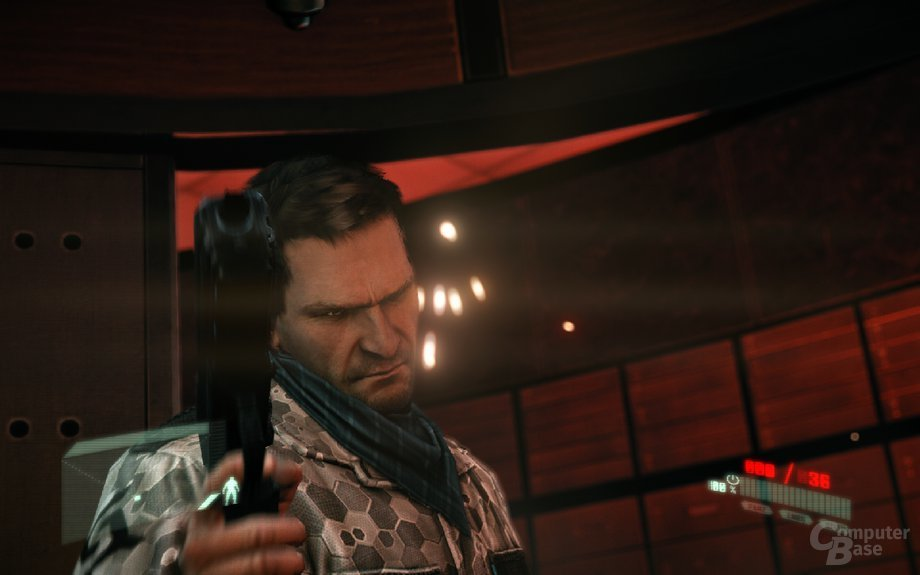 """Crysis 2""-Antagonist: Profit geht über alles"