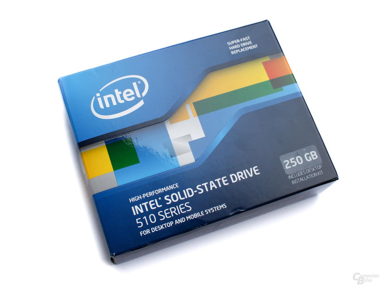 SSD 510 Verpackung