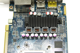 Radeon HD 6790 Bauteile