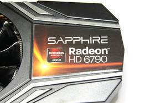 Radeon HD 6790 Logo