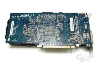 Radeon HD 6790 Rückseite