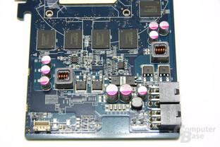 Radeon HD 6790 Stromversorgung