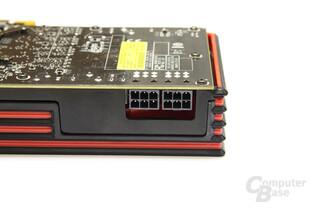 Radeon HD 6790 Stromanschlüsse