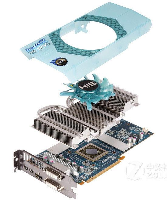 HIS Radeon HD 6790