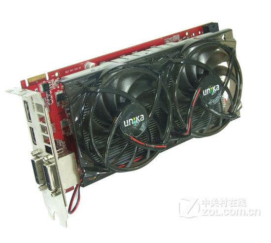 Unika Radeon HD 6790