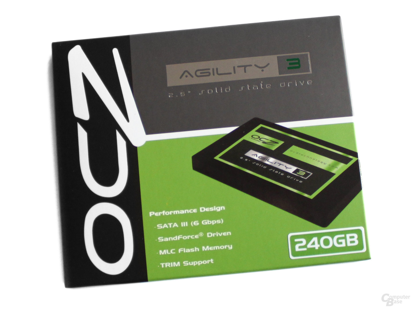 Agility 3 Verpackung