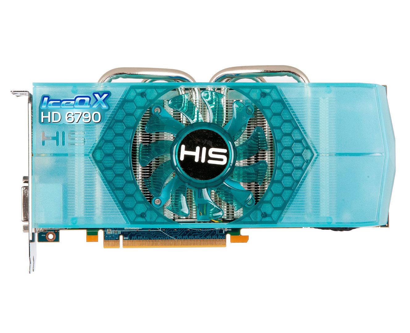 HIS 6790 IceQ X