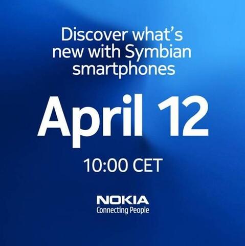 Nokia, 12. April