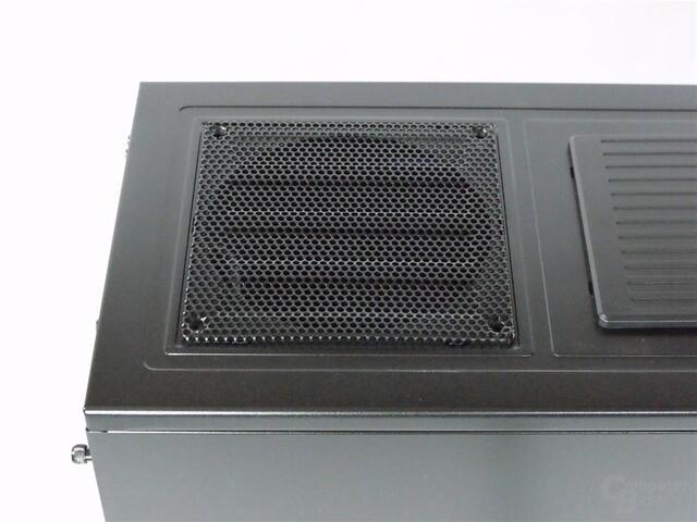NZXT H2 – Einbauplatz für optionalen 140-mm-Lüfter