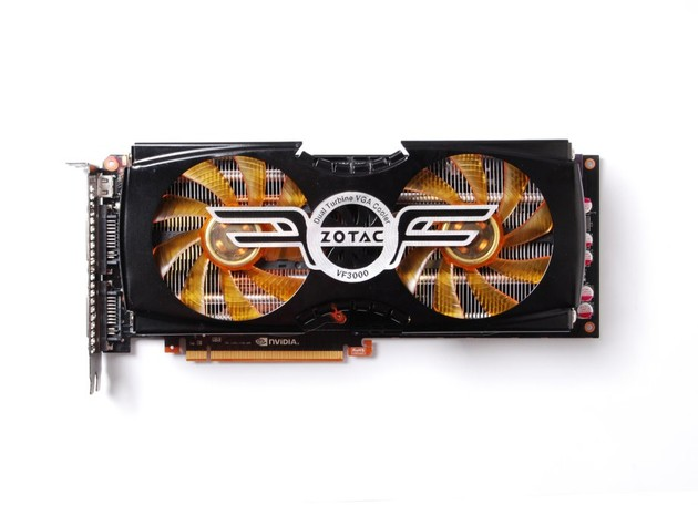 GeForce GTX 580 AMP²! Edition