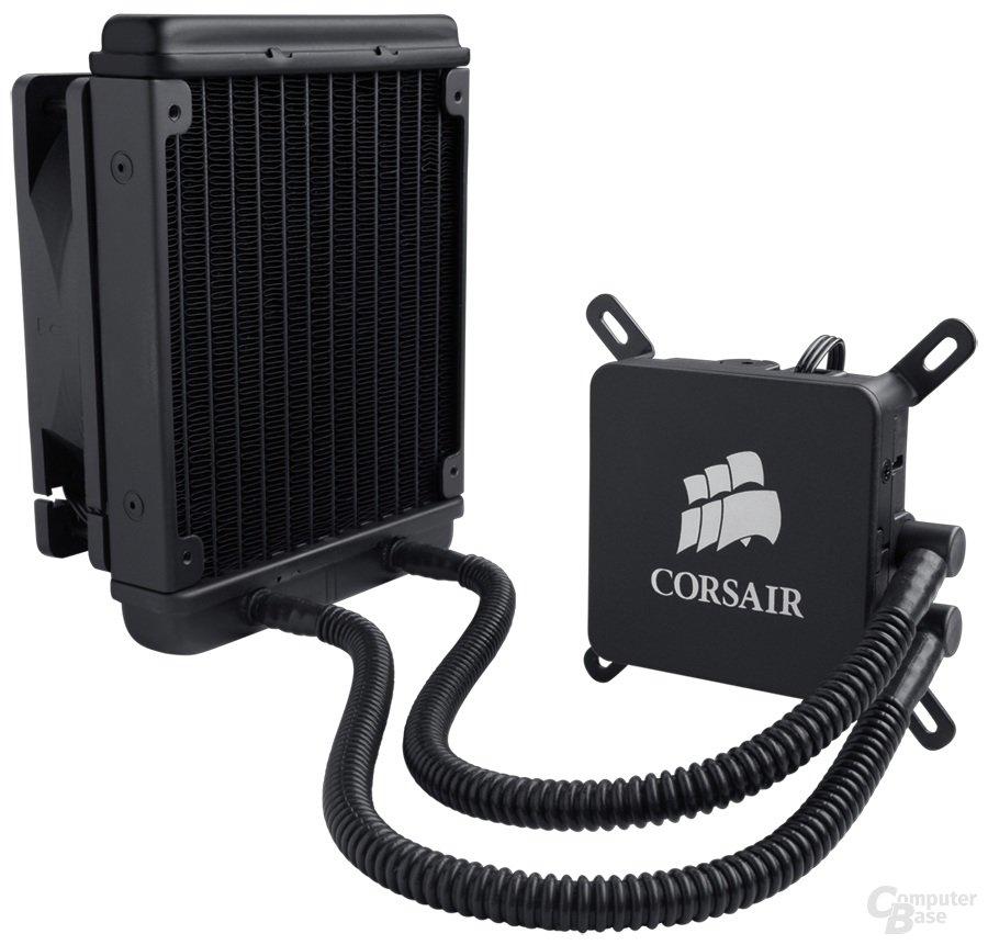 Corsair H60 Flüssigkeitskühlung