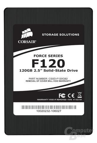 Corsair F120 SSD