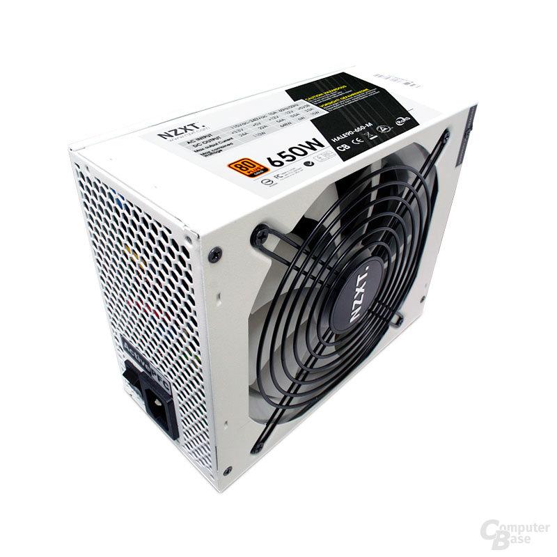NZXT Hale Power 90+ 650 Watt