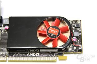 Radeon HD 6450 Lüfter