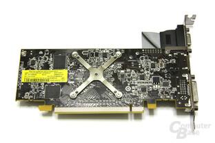 Radeon HD 6450 Rückseite