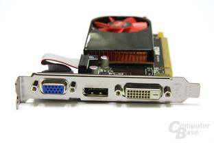 Radeon HD 6450 Slotblech