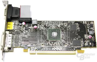 Radeon HD 6450 ohne Kühler