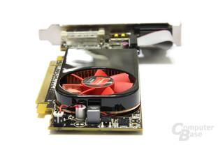 Radeon HD 6450 von hinten