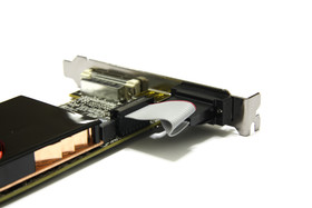 Radeon HD 6450 Kabel