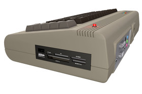 Commodore C64 (2011, Rendergrafik)