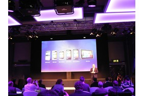 HTC Sensation Präsentation