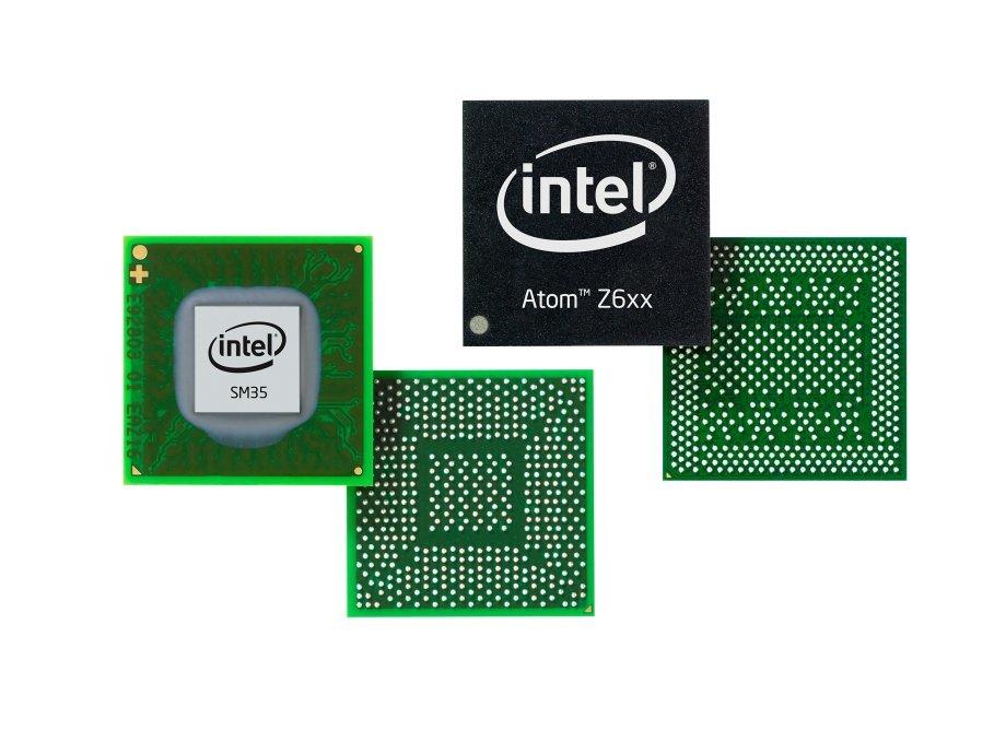 Atom Z6xx und SM35 Express Chipsatz