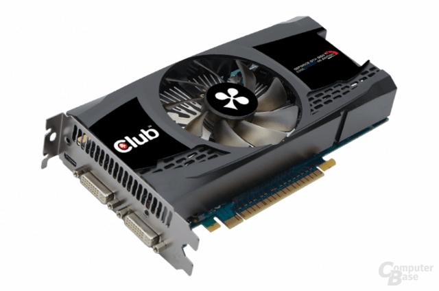 Club 3D GTX 550 Ti CoolStream OC Edition 2 GB